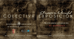 Folleto expo colectiva