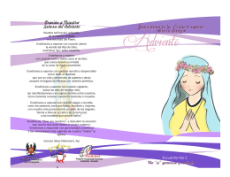 Folleto adviento 2