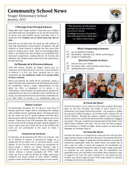 Community School News - North Chicago Community Partners