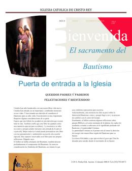 IGLESIA CATOLICA DE CRISTO REY