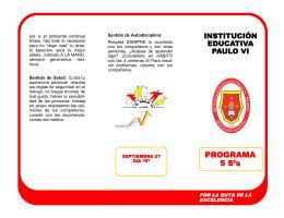 5S (folleto)