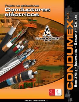 Folleto de aplicaciones Conductores eléctricos