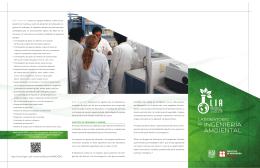 LIA 2015 folleto oct2015_01 - Instituto de Ingeniería, UNAM