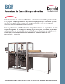BCF Folleto de Combi.indd