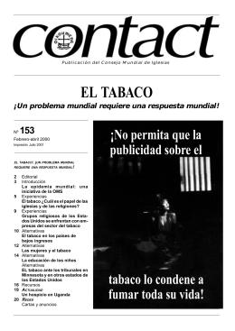 No. 153: El Tabaco