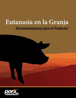 Eutanasia en la Granja