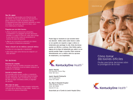 Layout 1 (Page 2) - KentuckyOne Health