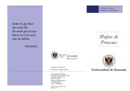 folleto mapa procesos.pub