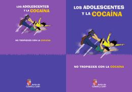folleto cocaina.qxd - Portal de Educación de la Junta de Castilla y