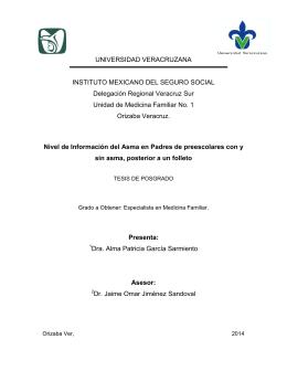 Protocolo - Universidad Veracruzana