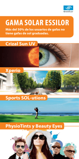 Folleto Consumidor Gama Solar 13.indd
