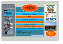 folleto campamento monsa Villaduke grande 2014,15