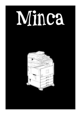 MINCA | núm. 1 | versión en castellano