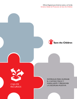 Caja de Recursos - Save the Children`s Resource Centre
