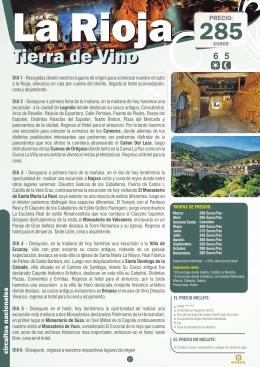 La Rioja Tierra de Vino 6D