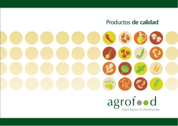 folleto agrofood 2015.cdr