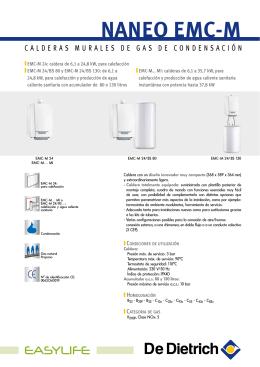 Folleto tecnico NANEO EMC-M