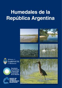 Humedales de la República Argentina
