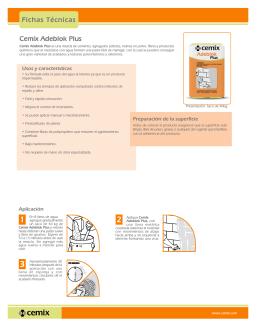 folleto acabados - Strali