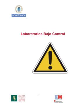 Laboratorios: Organizacin preventiva