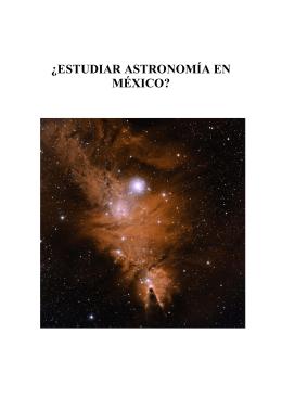 estudiar astronomía en méxico - Instituto de Radioastronomía y