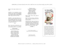 Folleto para imprimir tríptico