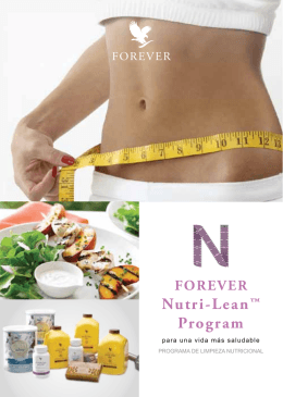Nutri-Lean™ Program