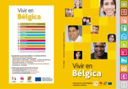 Vivir en Bélgica