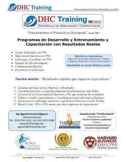 Descarga - DHC Training