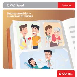 RIMAC Salud - Protección Familiar