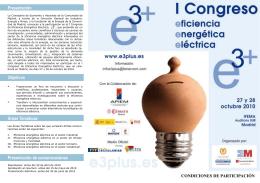 Folleto participacion E3+.pub - Asociación de Empresas de