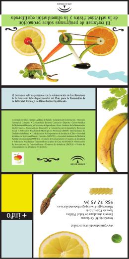 folleto  - Federación Andaluza de Municipios y Provincias
