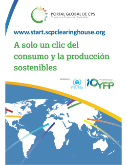 CPS Portal Global Folleto Español
