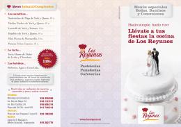 AF folleto bodas y bautizos 0614