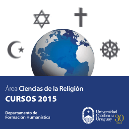 Folleto curso Area Religion 2015 (por paginas).ai