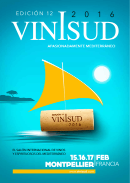 folleto vinisud_2016