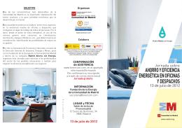 Descargar PDF - Fundación de la Energía de la Comunidad de Madrid