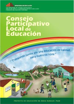 folleto COPALE 07-07-05 - Ministerio de Educación del Perú