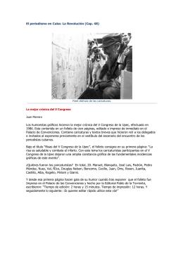 48 - UPEC Unión de Periodistas de Cuba