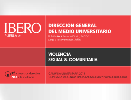 DIRECCIÓN GENERAL DEL MEDIO UNIVERSITARIO