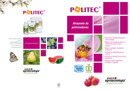 folleto politec españa