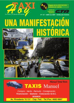 ATC 147 - Radiotaxis & Remises de Argentina