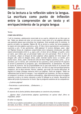Documento del estudiante