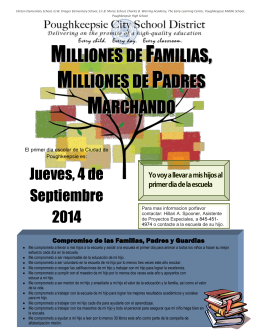 MILLIONESDE FAMILIAS MILLIONESDE PADRES MARCHANDO
