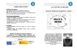 o Descargar folleto - La Puebla de Montalbán