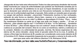 A Donde Iras Cuando Mueras Folleto : PDF