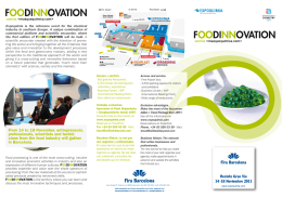 Folleto + Portada Food Innovationvf