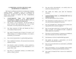 Folleto Anexo Directrices Generales de Formación