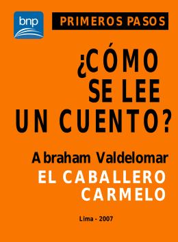 Caballero Carmelo - Biblioteca Nacional del Perú