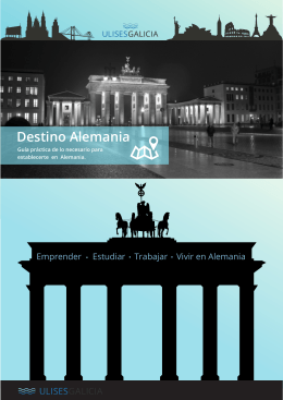 Guía Alemania